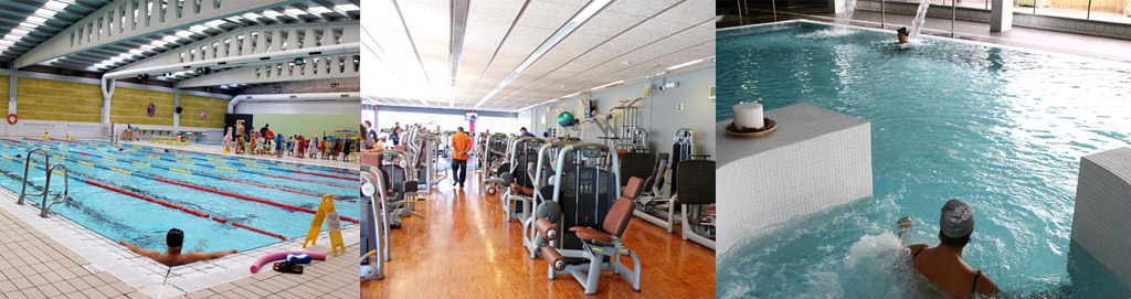 Sistema antical en instalaciones deportivas