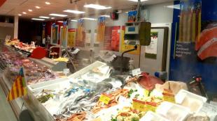 Dropson en el supermercado Dialprix