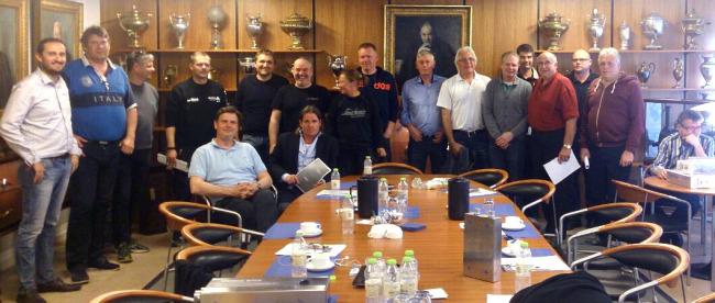 Dropson se reúne con el sector de la fontanería danesa en Copenhague