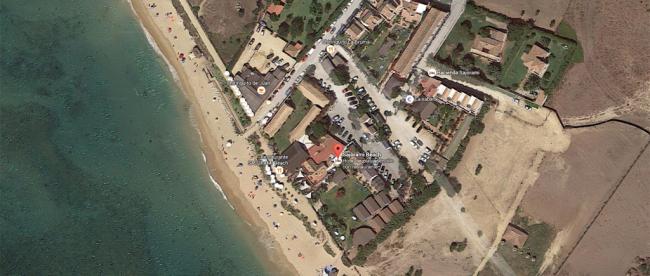 Hotel Sajorami Beach de Cádiz, playa de Zahora