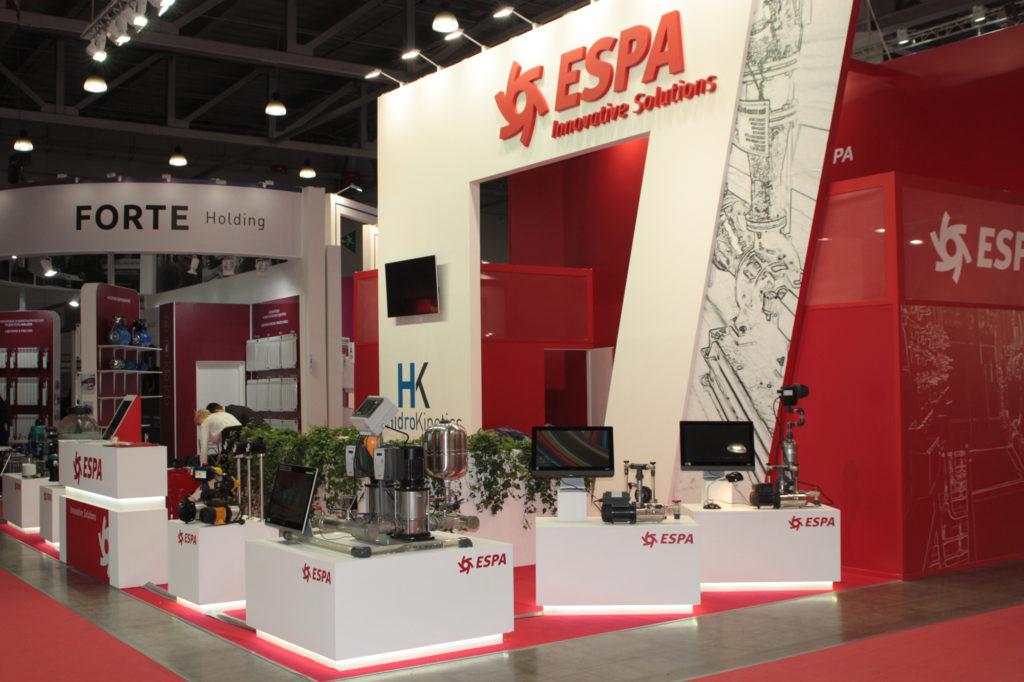 Stand ESPA Group